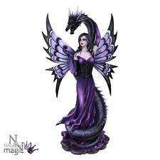 Nemesis Now Guardians Embrace Fairy Gothic Figurine Dragon Ornament Gift Home