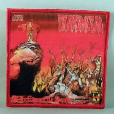 TRANSMETAL El Infierno De Dante (Printed Small Patch) (NEW)
