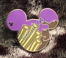 Disney Pin 2015 Hidden Mickey Food Series Churros Pin