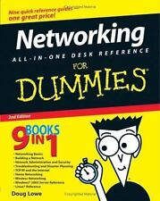 Networking All-in-One Desk Reference For Dummies (For Dummies (Computers)) Lowe