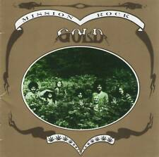 GOLD - MISSION ROCK (2002) Acid Prog Jazz Psychedelic Rock CD Jewel Case+GIFT