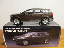 ( GOR ) 1:18 Kyosho Audi Q7 Facelift neuf emballage scellé