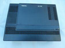 NEC SL1100 IP4AT-1228M-B KSU (PSTN)  12 months w/ty. Tax invoice