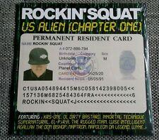 Rockin' Squat (Assassin) - US Alien(Chapter One) OG 2LP NEU/OVP IAM,SHURIK'N,ODB