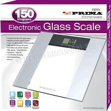 150KG CUARTO DE BAÑO LCD BALANZA electrónico digital Escalas De Peso De Vidrio