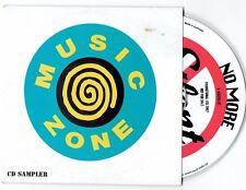 No More Silent Night Various Promo CD Metallica Powderfinger Shania Twain Tumble