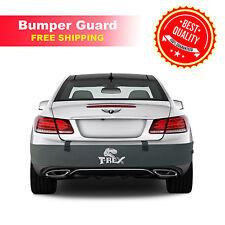 Car Rear Bumper Guard Full Protect fit Truck SUV Van Sedan