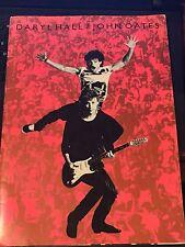 "Daryl Hall & John Oates Big Bam Boom Tour Book 1984 14""x10""  24pgs great pix!!"