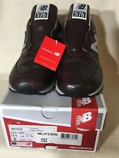 New Balance M576CD Japan Exclusive Made in USA Leather Cordovan Color RARE!!!
