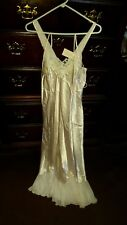Bridal nightwear color blush size medium womens NWT.