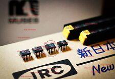 JRC/NJM MUSES8920 Op Amp 4 Dr. DAC Audiotrak Prodigy Ibasso Audinst