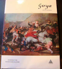 Goya text by Jose Gudiol 127 Reproductions Yugoslavian large book