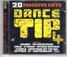 (EF743) 20 Massive Cuts, Dance Tip 4 - 1996 CD