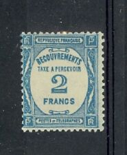 France Scott J64 Mint hinged