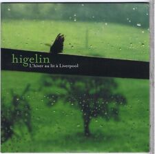 CD SINGLE 1 TITRE PROMO JACQUES HIGELIN L'HIVER AU LIT A LIVERPOOL