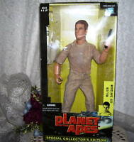 Planet of the Apes Action Figure Major Leo Davidson MIB 2001
