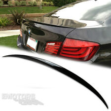 SHIP FROM LA 520i 535i PAINTED BMW F10 5 Series M5 Trunk Spoiler 2016 COLOR #668