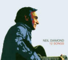 NEIL DIAMOND - 12 SONGS  CD POP-ROCK INTERNAZIONALE