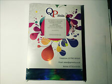 A4 DOUBLE SIDED HIGH GLOSS INKJET LASER PHOTO PAPER 240gsm (50 SHEETS) (H)