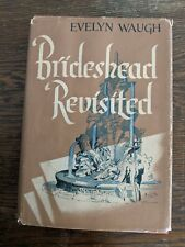 Brideshead Revisited by Evelyn Waugh (1945 Little, Brown)