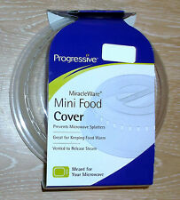 MICROWAVE MINI FOOD COVER VENTED PREVENTS SPLATTERS IN MICROWAVE DISHWASHER SAFE