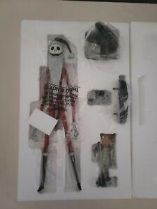 Tim Burton's Nightmare Before Christmas NECA Resin Statue Set Assortment Of 4