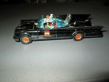 Original 1966 Batmobile Corgi 267-A BATMOBILE BATMAN TOY DIE CAST Excellent Cond