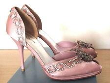 Karen Millen Stiletto Party Peep Toe Heels for Women