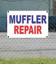 2x3 MUFFLER REPAIR Red White & Blue Banner Sign NEW Discount Size & Price