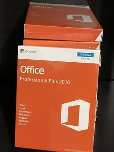 Microsoft office 2016 Pro Plus (Full Version) For Windows Free Express Post