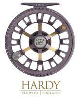 Hardy Ultralite CA DD Fly Reel - Freshwater Fishing Large Arbour Titanium Reel