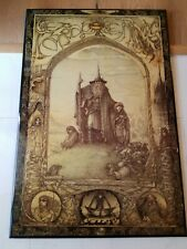 Lord of the Rings picture collectable 26×38