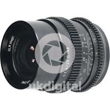 SLR Magic 25mm F1.4 FE CINE Lens