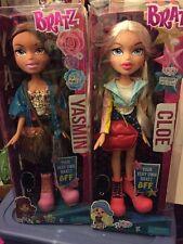 "New Large Bratz Cloe & Yasmin Dolls 22"" Tall"