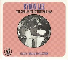 BYRON LEE THE SINGLES COLLECTION 1960 - 1962 CLASSIC JAMAICAN COLLECTION - 2 CDS