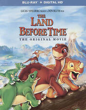 THE LAND BEFORE TIME (NEW BLU-RAY)