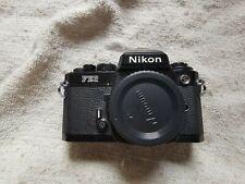 Nikon FE2 body working perfect