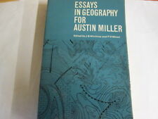 Good - Essays in Geography for Austin Miller - Whittow, J.B & Wood, P.D 1965-01-