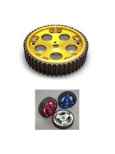 SALE- PERFORMANCE CAM GEAR CAM PULLEY SET/PAIR FITS TOYOTA AE86/85 4AGE SPRINTER