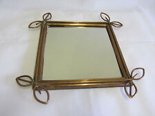 Brand New Copper leaf Wall mirror