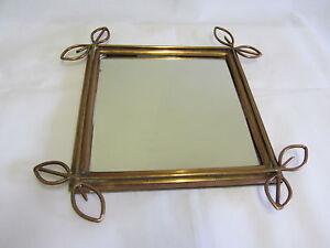 Brand New Copper leaf Wall mirror