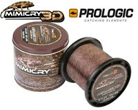 Prologic Mimicry 3D Line Camo Mono Mainline Mirage XP 1000m All FISHING Types UK