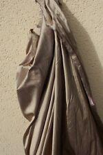 Lot Pièce de soie Orage neuve 11 Mètres
