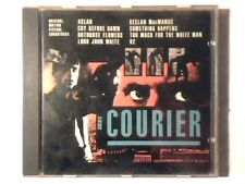 COLONNA SONORA The courier cd OST U2 ELVIS COSTELLO ASLAN MAI SUONATO UNPLAYED!!