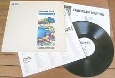 LEVEL 42 Staring At The Sun (1988) LP VINYL ALBUM - Polydor – 837 247-1