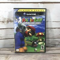 Mario Golf Toadstool Tour (2003) GameCube Game Nintendo DISC ONLY Tested & Works