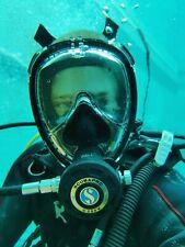 Tauchermaske Taucherbrille Gerätetauchen Tauchen Maske Vollgesichtsmaske ABC
