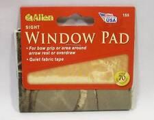 Allen Archery Realtree AP Sight Window Pads Quiet Fabric Tape #155