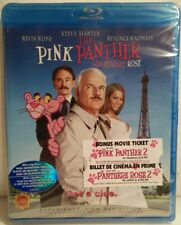 New -The Pink Panther (Blu-ray Disc, 2009) Steve Martin, Beyonce,  Kevin Kline