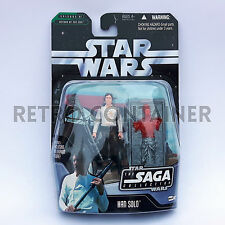 STAR WARS Kenner Hasbro Action Figure - SAGA COLLECTION - Han Solo (Carbonite)